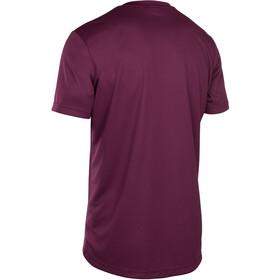 ION Scrub Camiseta Manga Corta Hombre, pink isover